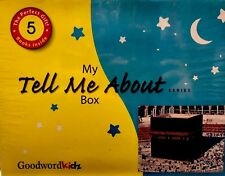 MY TELL ME ABOUT series BOX Educational Islamic,kid's,Book for Muslim