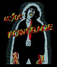 AC/DC - Patch Aufnäher - Powerage NEU! ACDC