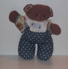 Doudou Ours Sigikid Sterntaler