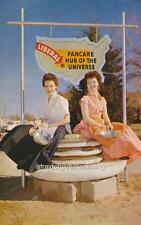 "Old Photo Liberal KS ""Pancake Hub of The Universe"""