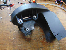ROBBE MILLENIUM ENGINE COOLING DUCT & MOUNTINGS