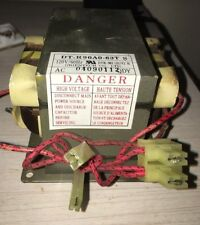 Emerson DT-N90A0-63T DYR-001 Objy 2 R HV High Voltage Microwave Oven Transformer