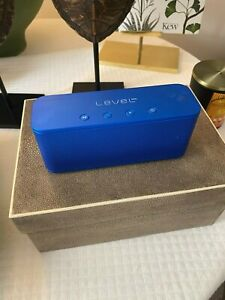 Unused Samsung Level Box Mini Wireless Speaker, Blue