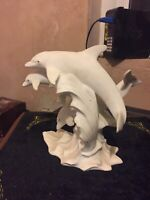Brooks And Bentley - Dance Of The Dolphins Figurine - Sea Animal Collection
