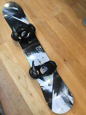 New listing Burton Custom X 164cm All Mountain Snowboard, Burton Triad L Binding & board bag