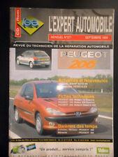 REVUE TECHNIQUE AUTOMOBILE LEA 377 PEUGEOT 206  Ess & D Méca Elect Carrosserie