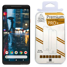 New Google Pixel 2 XL Genuine Gorilla Tech Brand Tempered Glass Screen Protector
