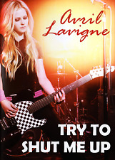 Avril Lavigne - Try To Shut Me Up - Live - DVD