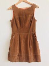 Coop tan brown Suede Mini Dress Size 8