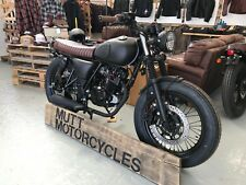 New Models arrived! Order yours now-2018 (68 Reg) Mutt Mongrel 125cc Motorcycle