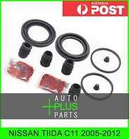 Fits NISSAN TIIDA C11 Brake Caliper Cylinder Piston Seal Repair Kit