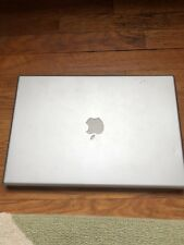 2007 Macbook Pro, Model A1226, For Parts Only