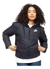 Nike Sportswear Synthetic Fill Womens Reversible Jacket Size Medium