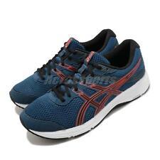 Asics Gel-Contend 6 Mako Blue Sunrise Red Men Running Shoes Sneaker 1011A667-402