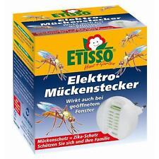 Etisso Elektro Mückenstecker (ehemals Delicia) + 20 Plättchen