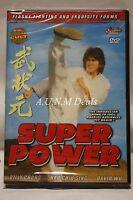super power billy chong ntsc import dvd English language