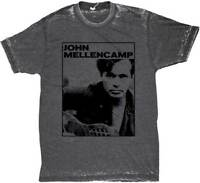 JOHN MELLENCAMP - Photo - Burnout T SHIRT S-M-L-XL-2XL Brand New Official Shirt