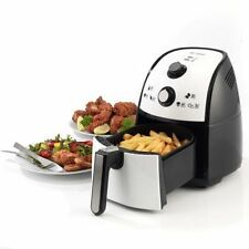 4.0LTR AIR FRYER XXL LLOYTRON 1500W KITCHEN PERFECTED FRYER IVORY WHITE E6702WI