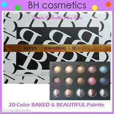 NEW BH Cosmetics 20-Color BAKED & BEAUTIFUL Eye Shadow Palette FREE SHIPPING and