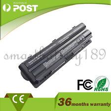 9cell Laptop Battery for Dell XPS 14 15 17 L401X L501X L502X L701X L702X 7800mAh