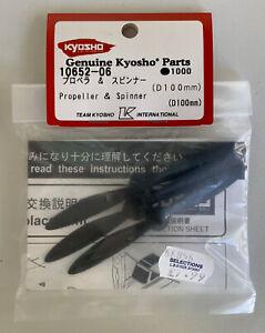 Kyosho 10652-06 PROP +SPINNER (3) MINIUM CITABRIA - KYO-10652-06