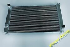 56MM RADIATOR FOR AUDI A4/A6/S4 VW PASSAT B5 BITURBO 2.4/2.7/2.8 2.5TDI MT 97-05
