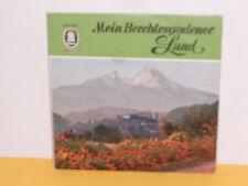 "SINGLE 7"" - MEIN BERCHTESGADENER LAND - ALFONS BAUER - LOHMAYER DIRND'L - EP"