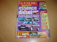 L'automobile N°580 Jaguar XJ.Xantia Activa.Nissan 200 SX.911 Carrera 4.Tigra 1.4
