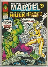 Mighty World of Marvel / Incredible Hulk : comic book #323 from December 1978