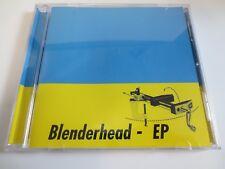 BLENDERHEAD ~ EP ~ 1 OF 1000 ~ RARE ~ 1996 MORHINE ~ MINT ~ CD