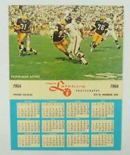 1964 Green Bay Packers, Jim Taylor Photo Calendar, Hank Lefebvre Photography