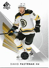 Boston Bruins - 2017-18 SP Authentic - Complete Base Set Team (3)