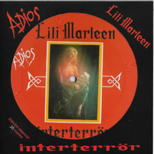 "INTERTEROR - Lili Marleen - Picture Disc Single 7"" Edición Ltda 35 Copias"