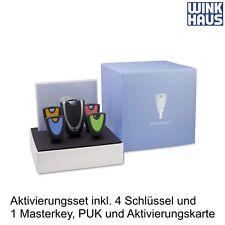 Winkhaus Aktivierungsset, die Grundausstattung der BlueCompact Schließanlage