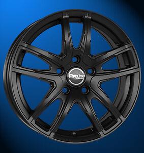Proline VX 100 6.5 X 16 5 X 110 38 black matt