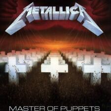 Metallica - Master of Puppets [New CD]