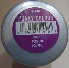 Punky Colour-PURPLE-100ml HAIR DYE Jerome Russell- New/Sealed-Punk