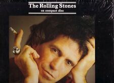 """THE ROLLING STONES """"on compact disc"""" Limitierte Edition BOX mit Interview CD"""