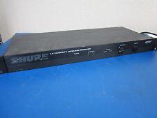 Shure Bros Inc. Model L4-CE L4 Diversity Wireless Receiver