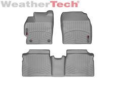 WeatherTech Floor Mat FloorLiner for Toyota Prius - 2012-2015 - Grey