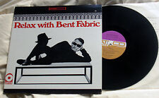 Relax with BENT FABRIC NM 1968 Atco Stereo Fabricius-Bjerre PINK ELEPHANT