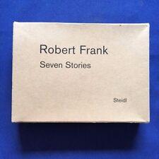 ROBERT FRANK: SEVEN STORIES - FIRST EDITION