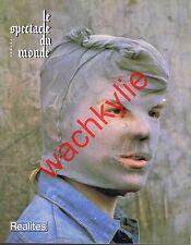 Le spectacle du monde n°251 du 02/1983 Corse Irlande attentat Pape Wajda Danton