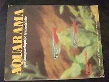 **m Aquarama n°39 Paracheirodon innesi / Copella arnoldi / Apogon imberbis
