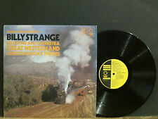 BILLY STRANGE  Great Western and Railroad Themes   LP     Great !