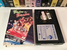 * Back To The Beach 80's Comedy Betamax NOT VHS 1987 F. Avalon A. Funicello Beta