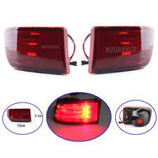 2x LED Rear Bumper Light Tail Fog Lamp For Toyota Land Cruiser Prado J120 03-09