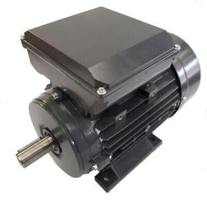 Single Phase Electric Motor 0.18kw-4kw 240v 1400rpm & 2800rpm B3 B5 B14 B35 B34