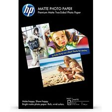 """HP Matte Photo Paper 