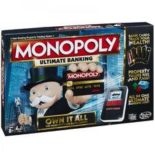 MONOPOLY ULTIMATE BANKING MONOPOLI GIOCO DI SOCIETA' HASBRO B6677